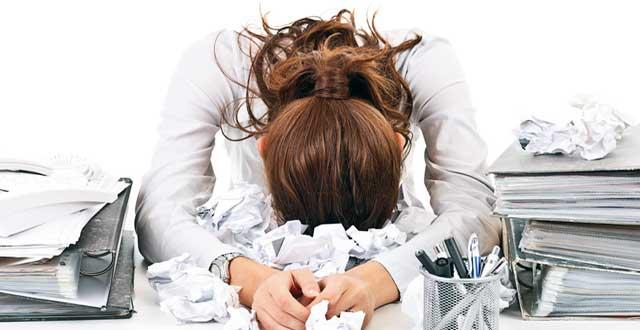 Reduce tus niveles de estrés