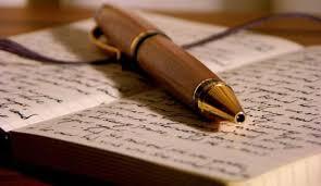 ¿En la forma de escribir, digo como me siento?
