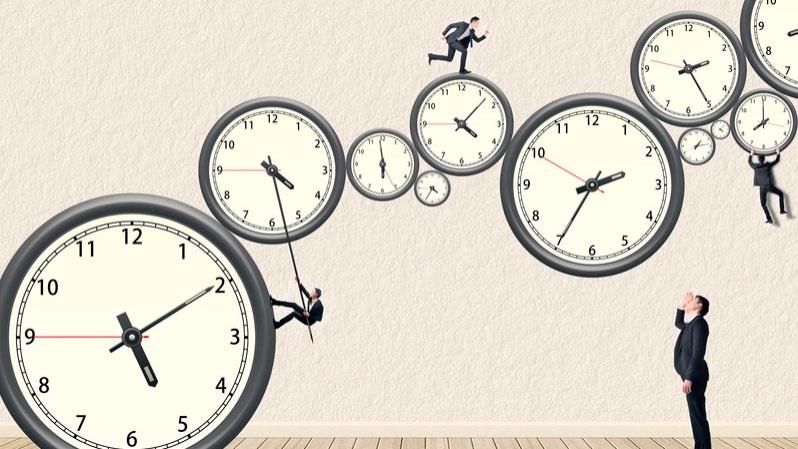 administra tu tiempo
