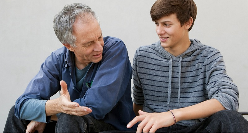 Comunicación efectiva con adolescentes