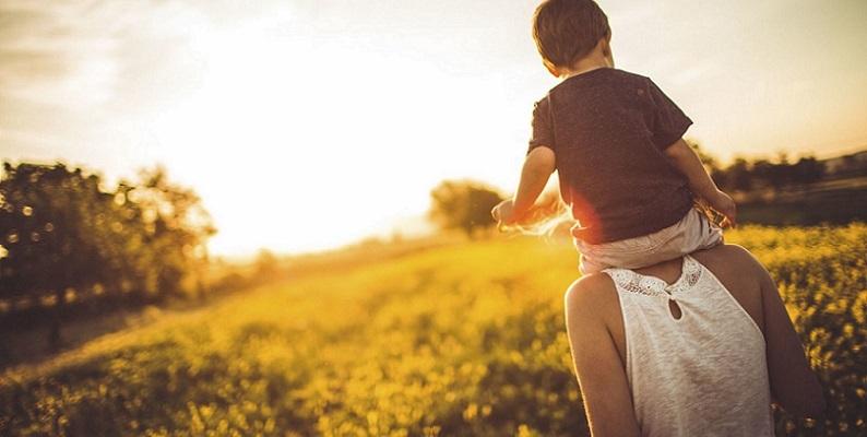 la manera en la que crías a tus hijos