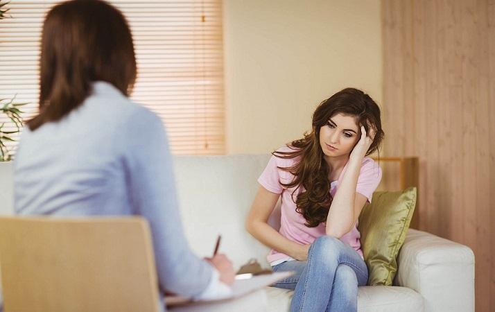 psicoanálisis del adolescente deprimido