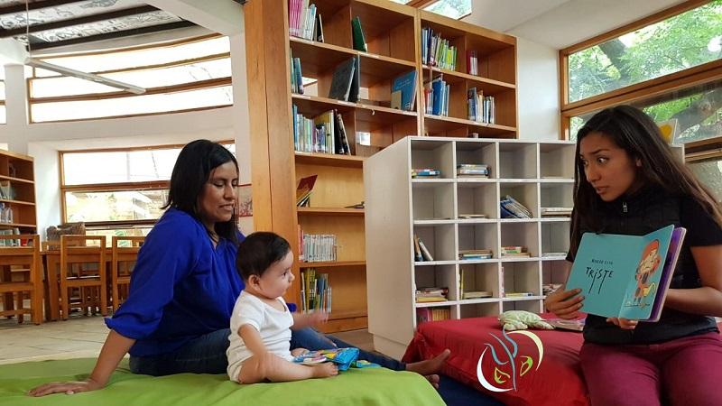 Importancia de la lectura en los bebés