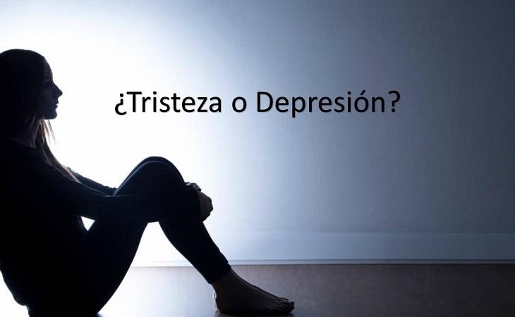 Siento tristeza o depresión